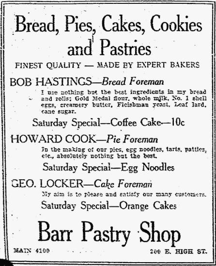 Lima News Page 2 May 24 1929
