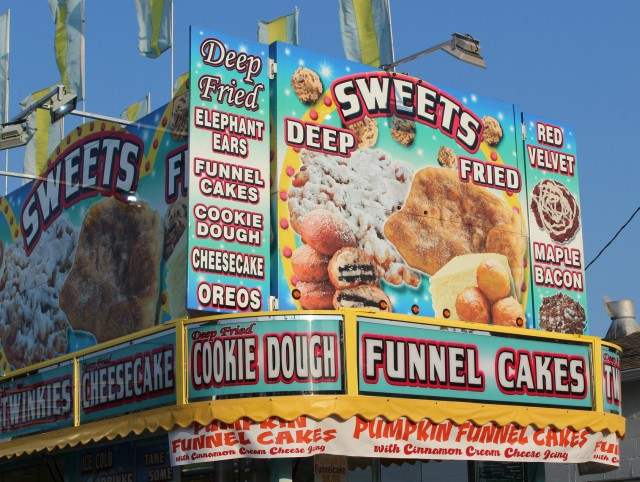 Deep Fried Sweets